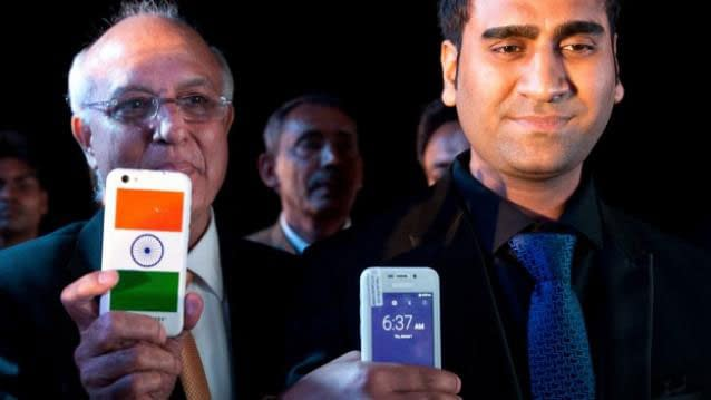 Freedom 251 Launch