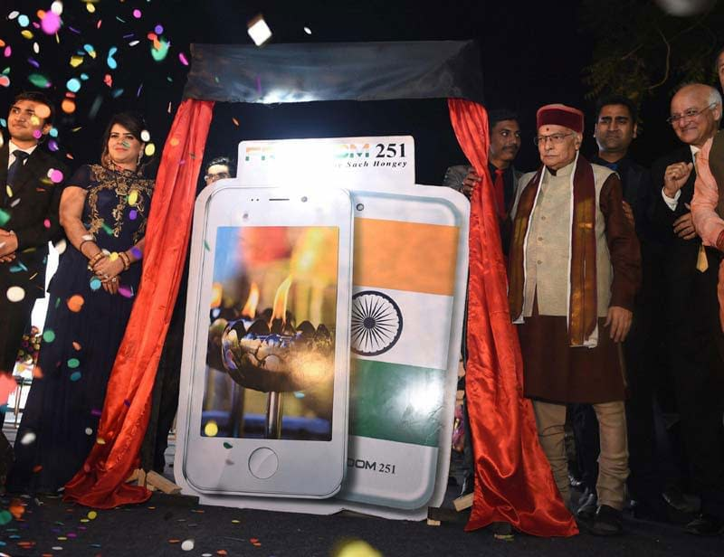 Freedom 251 Bookings Closed