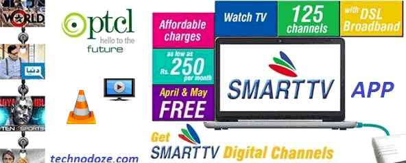 watch ptcl smart tv channels online free