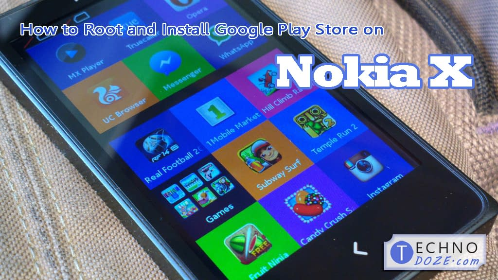nokia xl rooting with play store rar free download