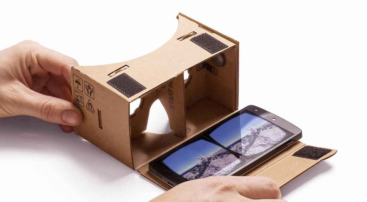 Google's Cardboard App Creates 3D Virtual Reality Photos