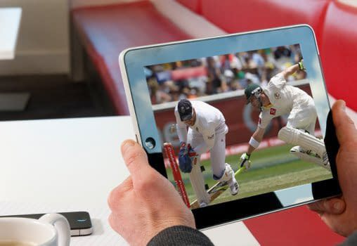 Streaming Live TV on Mobile had never been so easy