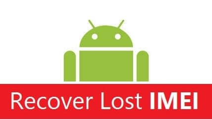 Recover Lost IMEI with Googl Account