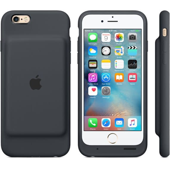 Apple Smart iPhone Battery Case