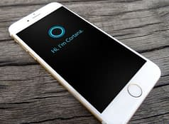 Cortana iOS Beta